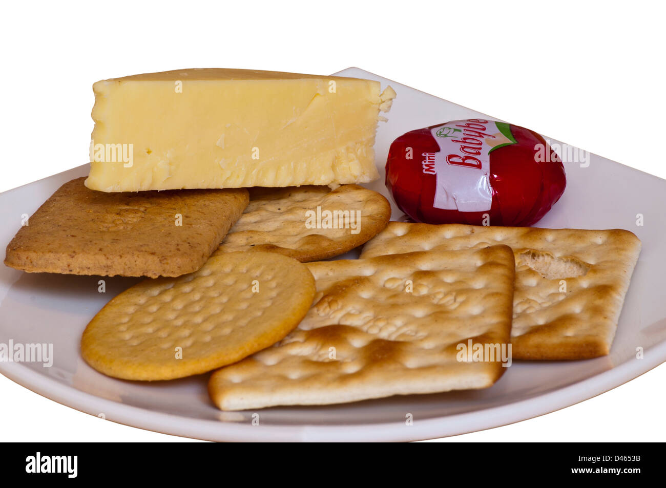 Plate Of Cheese and Biscuits  sc 1 st  Alamy & Plate Of Cheese and Biscuits Stock Photo: 54225455 - Alamy