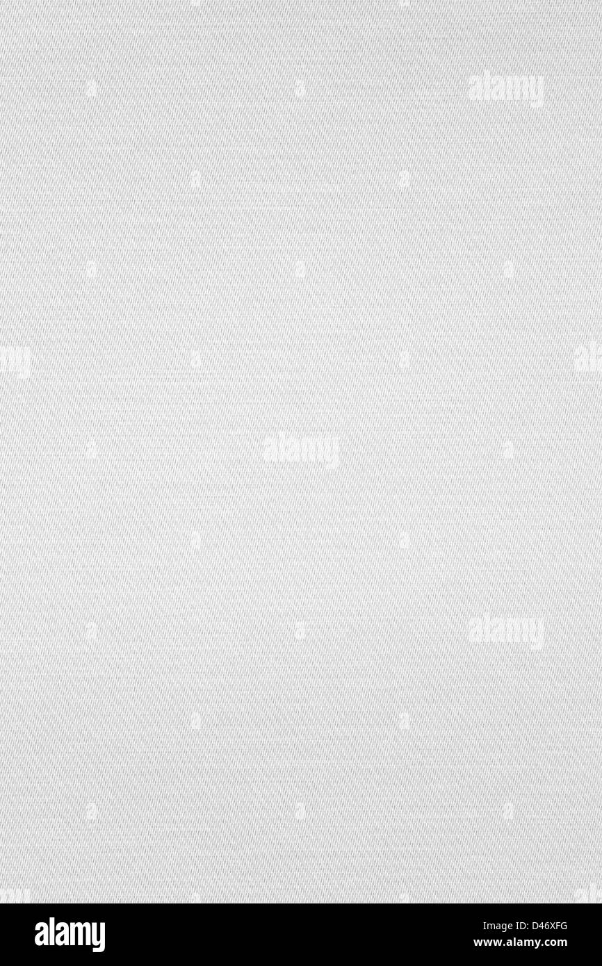 white abstract paper background or stationery texture - Stock Image