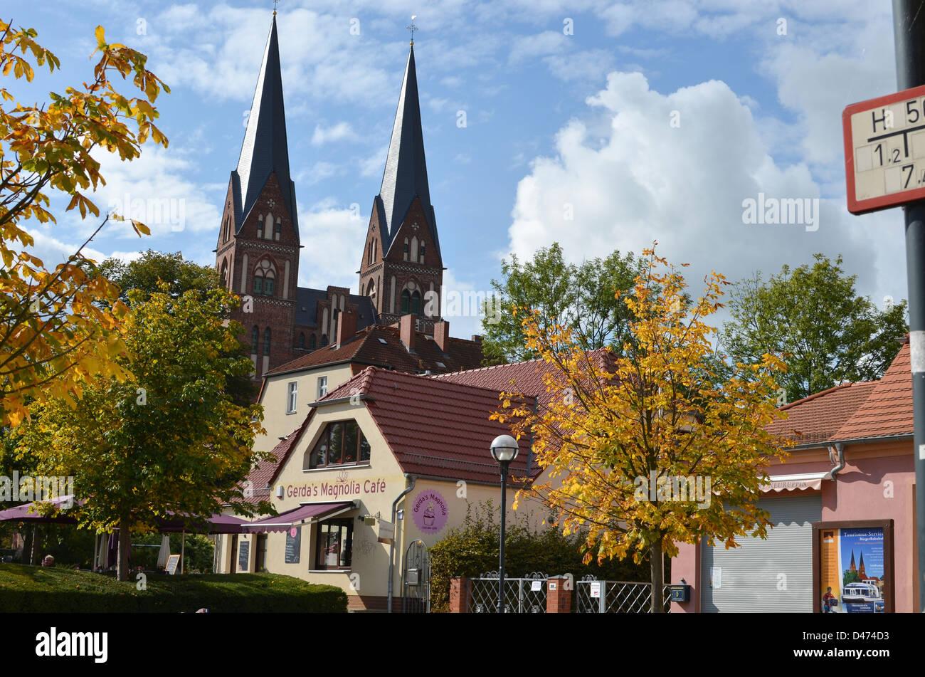 Germany, Lubeck - Stock Image