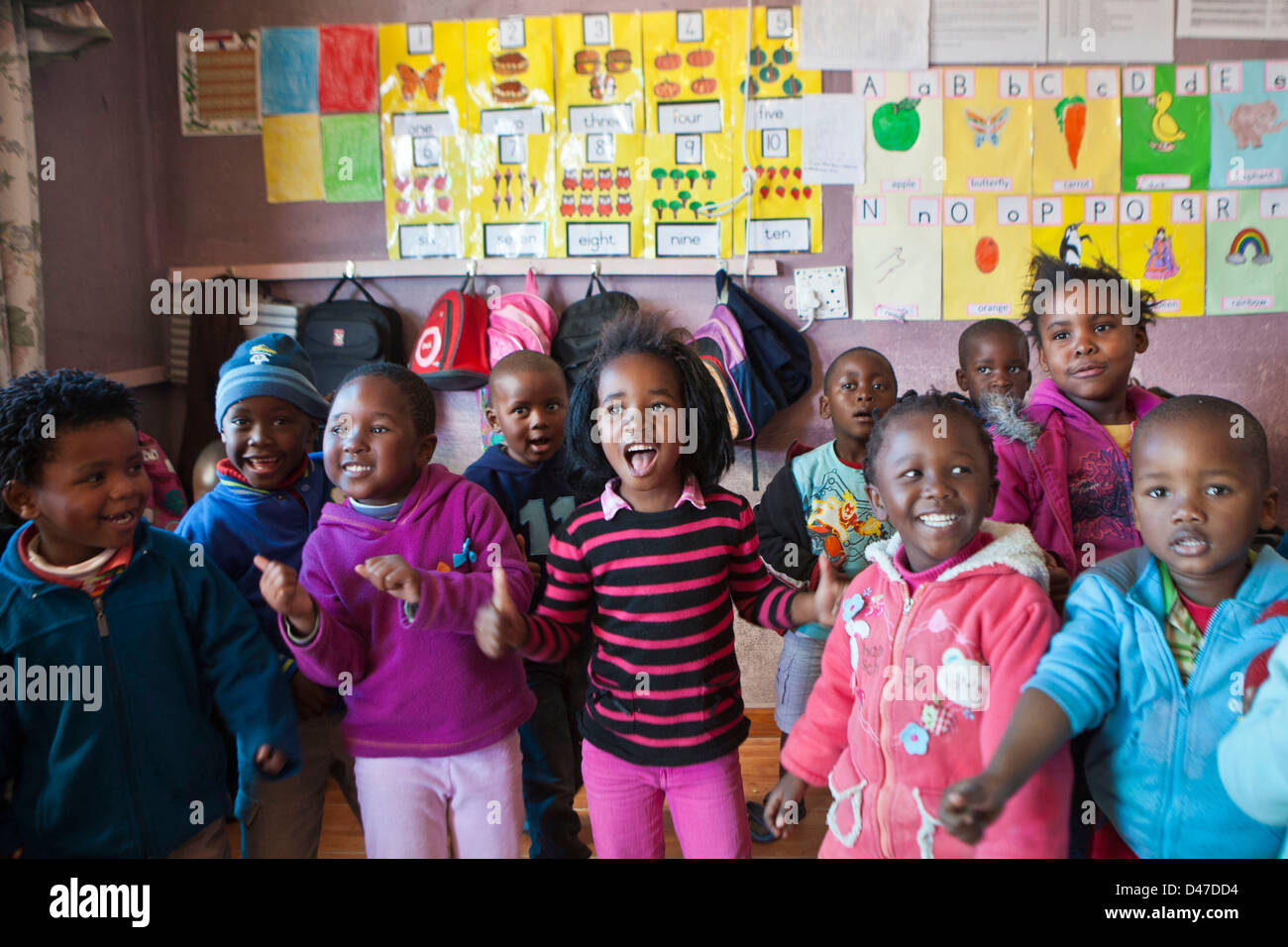 Child development in Africa