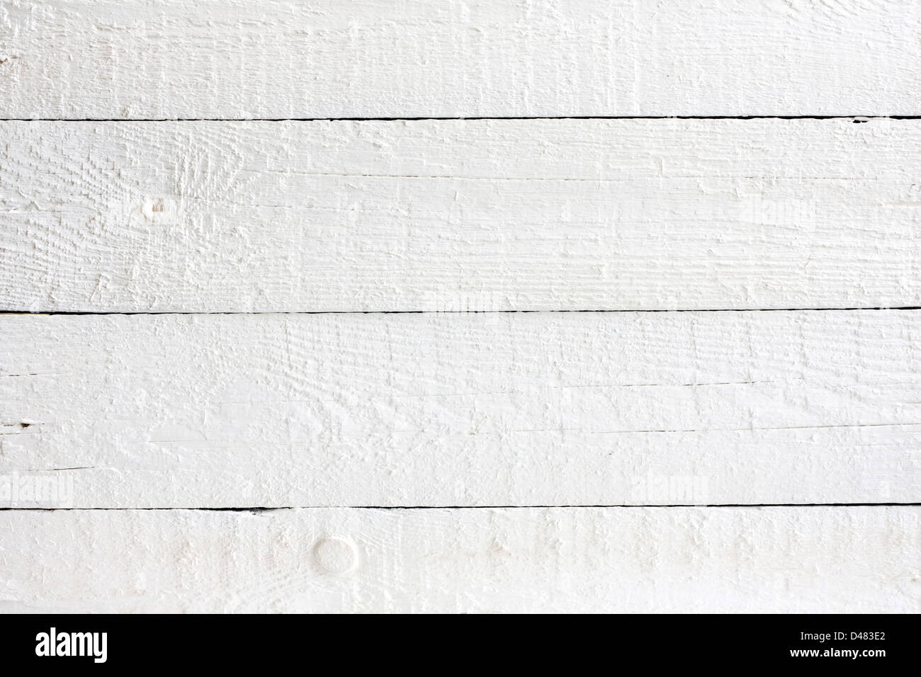Ordinaire Old Retro White Painted Wooden Planks Background   Stock Image