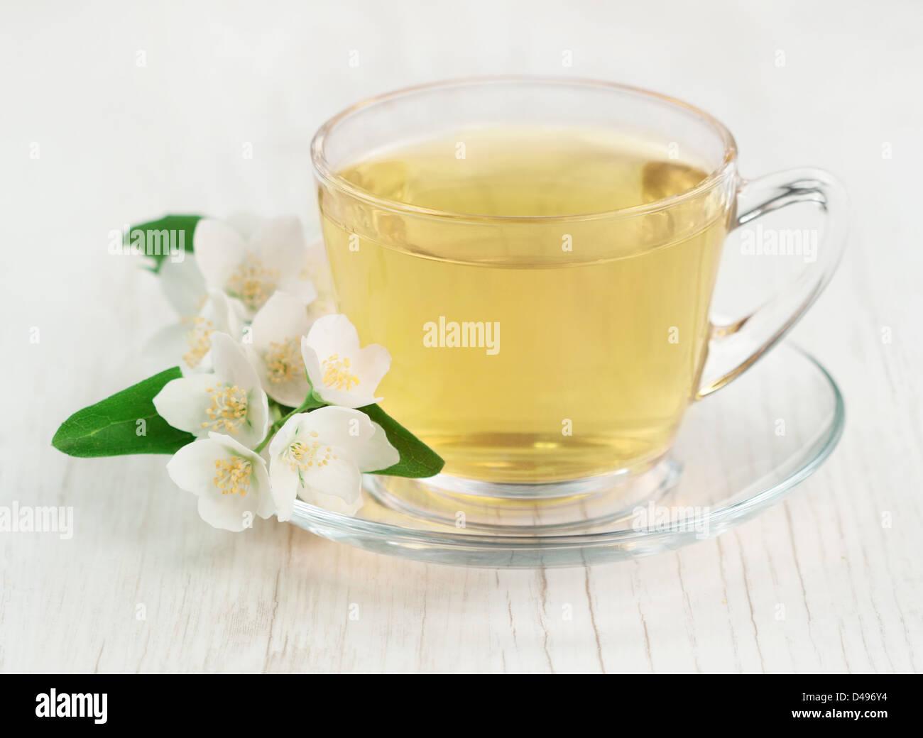 Fresh Jasmine Tea Stock Photos Fresh Jasmine Tea Stock Images Alamy