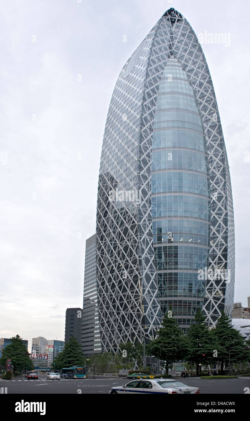 50-Story skyscraper Mode Gakuen Cocoon Tower educational
