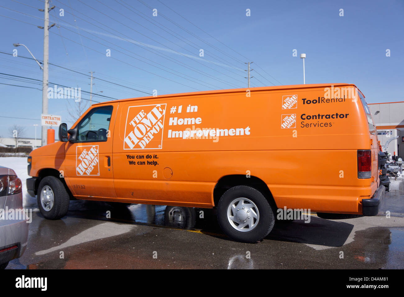Van Depot Stock Photos Van Depot Stock Images Alamy