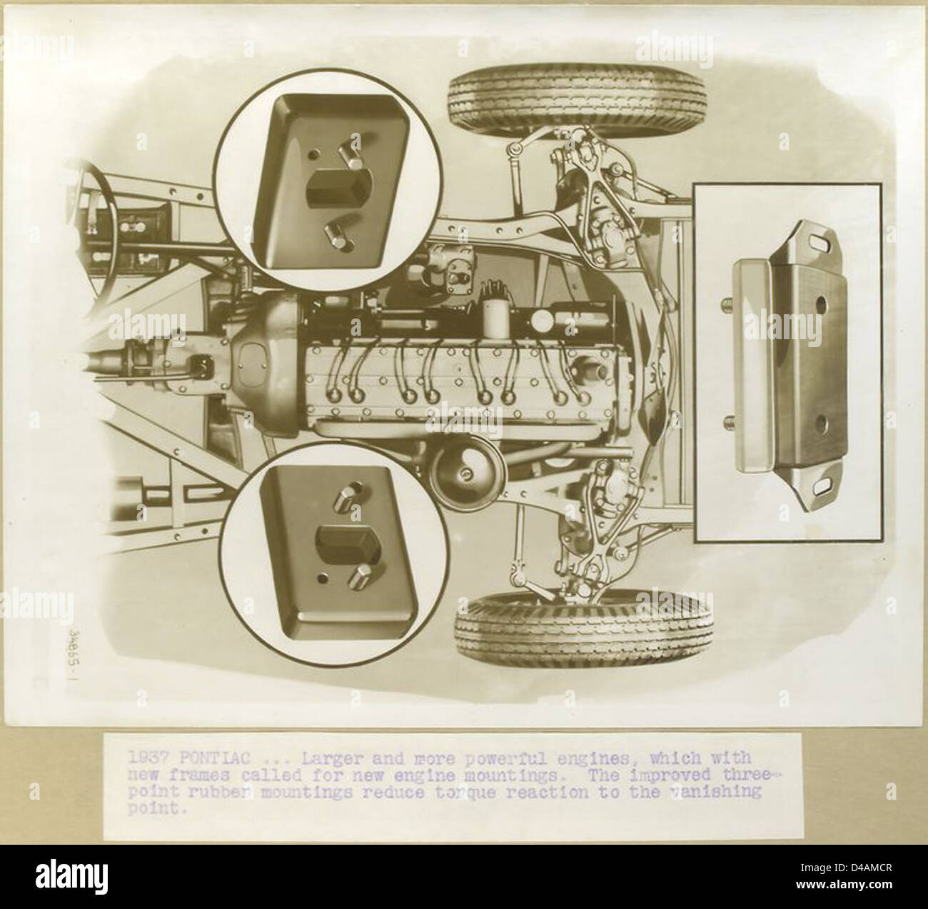 1937 Pontiac Stock Photos Images Alamy Engine Technology Larger And More Powerful Engines Which With