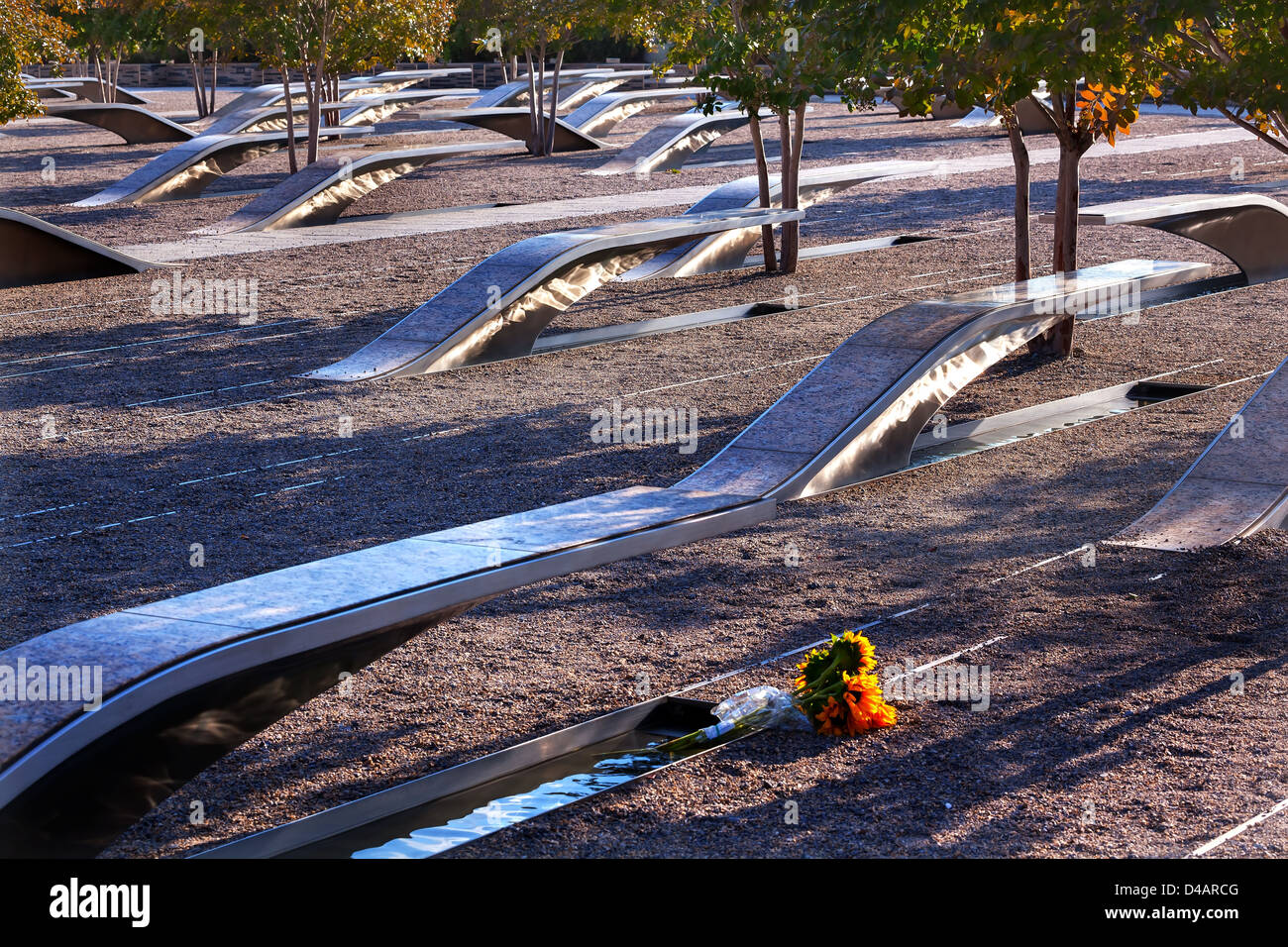 911 Memorial To Victims Of Pentagon Attack In Arlington Virginia The Washington DC