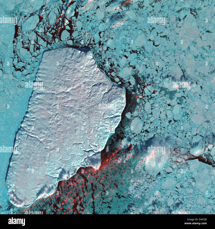 Akpatok Island - Stock Image
