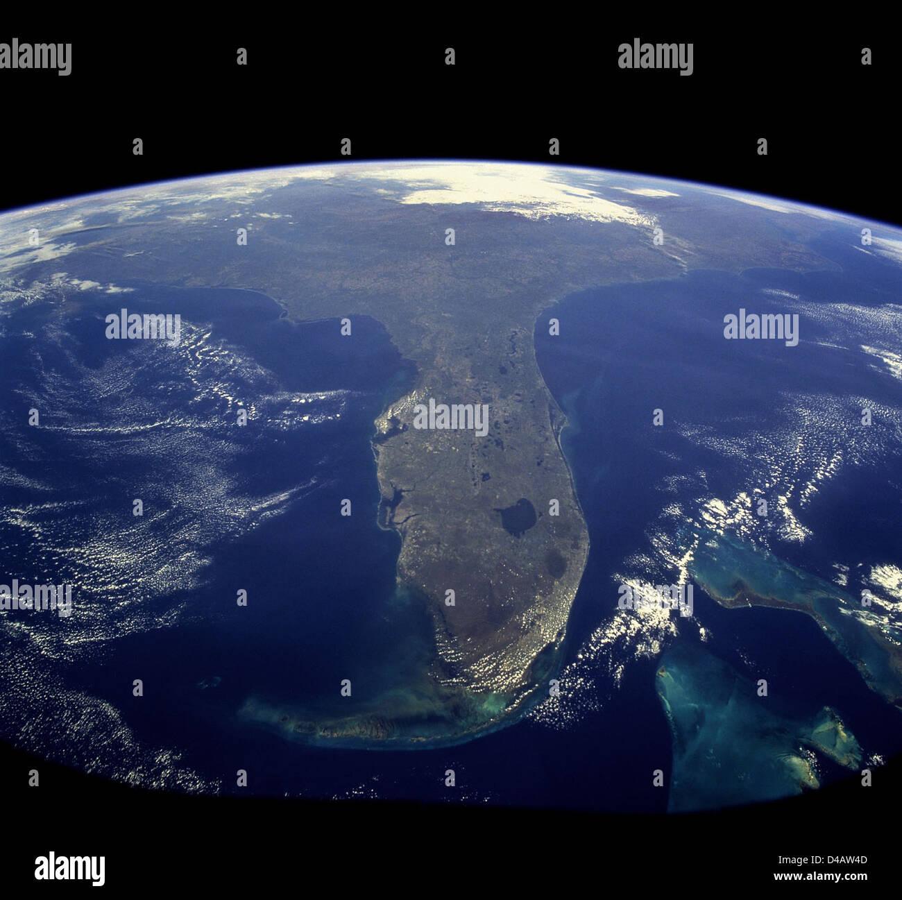Earth From Space Nasa Stock Photos