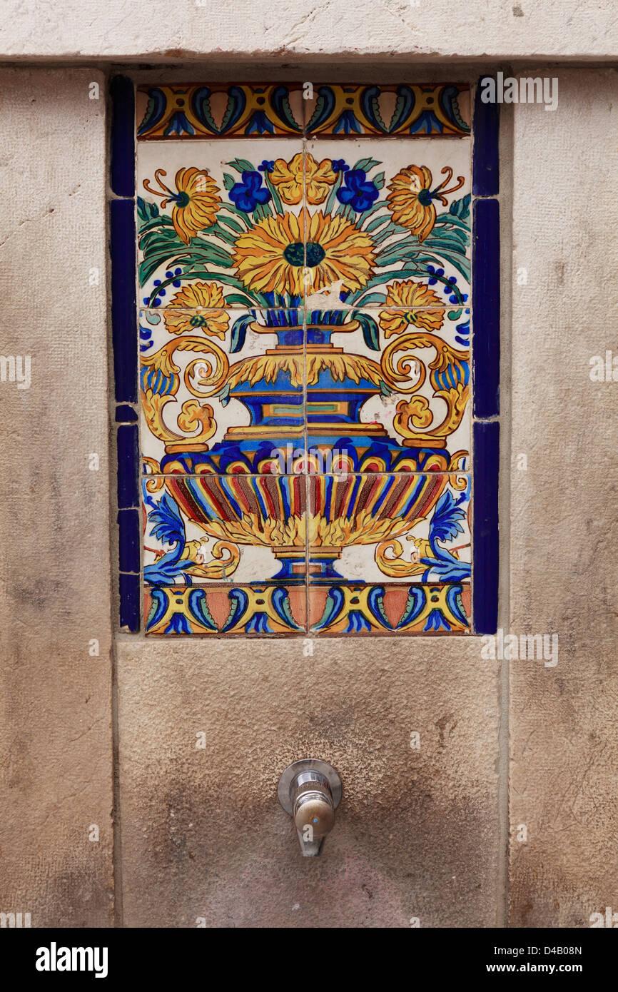 Costa Brava - Girona - Spain - Stock Image