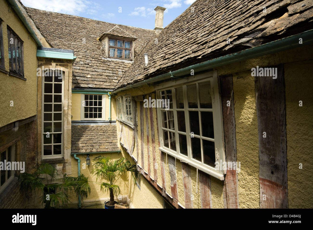 uk real estate a variety of architectural styles of window in a
