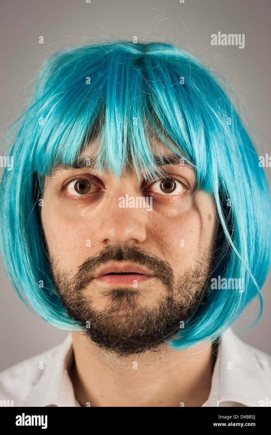 Ugly Haircut Stock Photos Ugly Haircut Stock Images Alamy