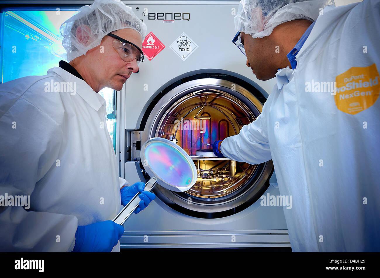 Goddard Technologist Vivek Dwivedi - Stock Image