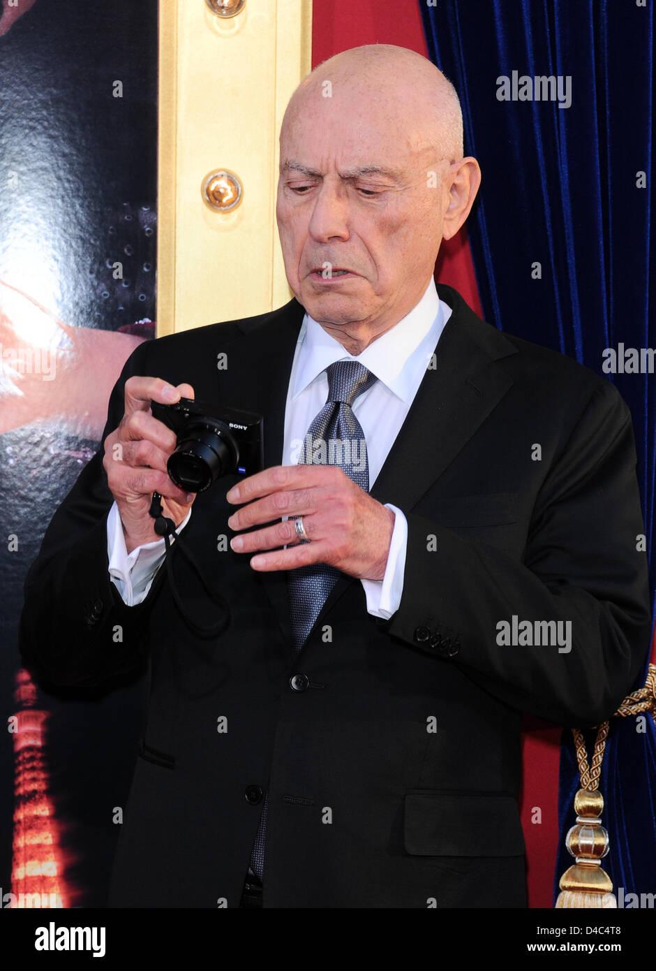 Alexander Porokhovshchikov did not have any stroke 07.03.2012 54
