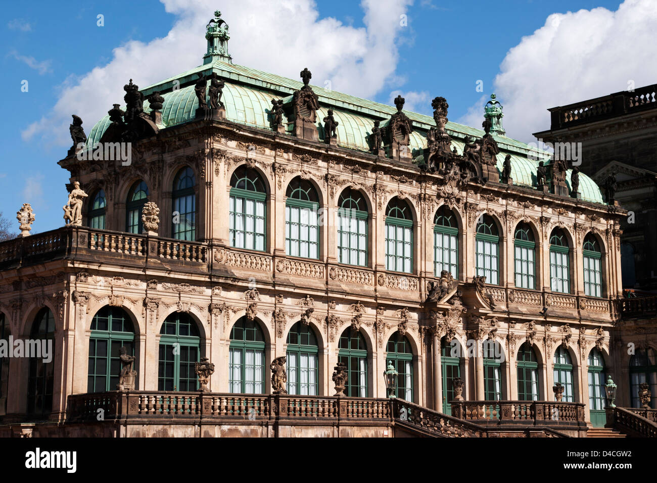 Zwinger Dresden High Resolution Stock Photography And Images Alamy