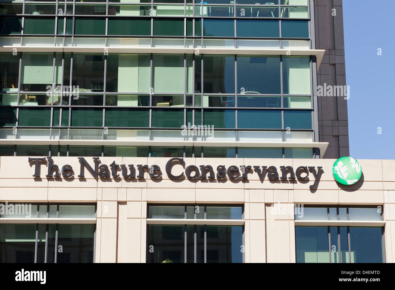 The Nature Conservancy - Stock Image