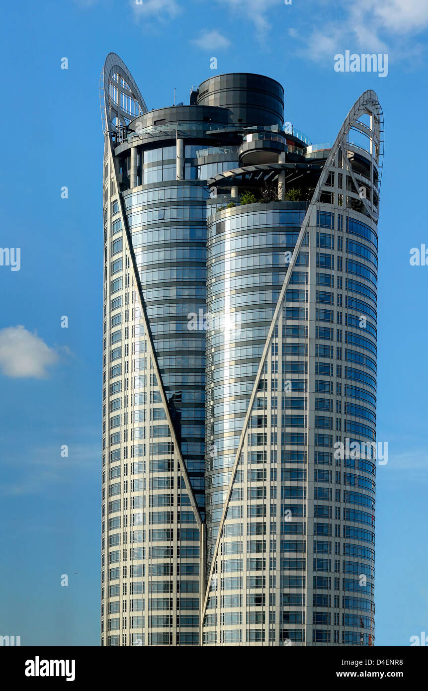 Centara Hotel / Bangkok - Stock Image