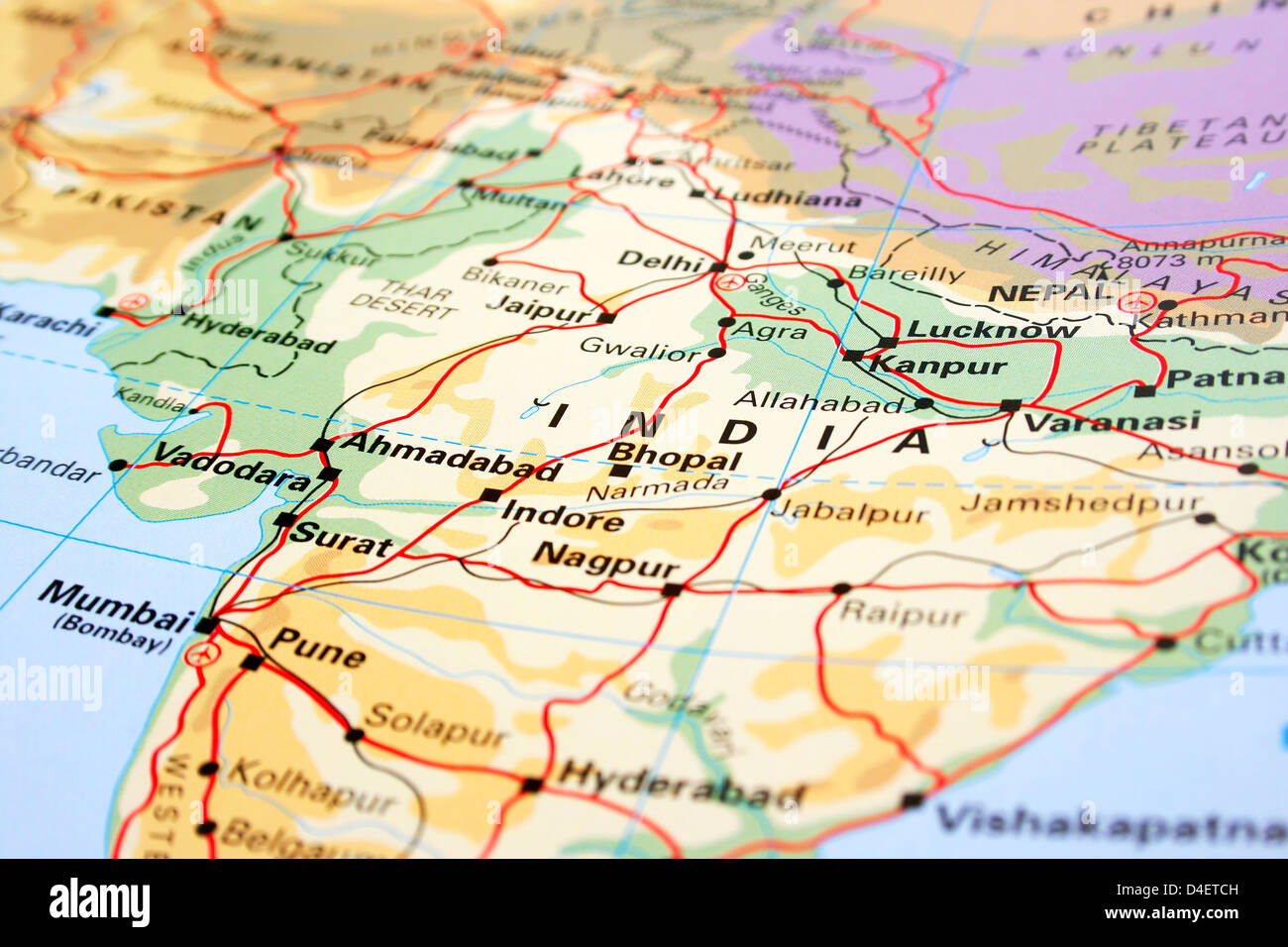 India Map Stock Photos & India Map Stock Images - Alamy on printable map of india, globe with india, map south africa, map the us, map south korea, map saudi arabia, business with india, map spain, map russia, map sri lanka, map japan, map southeast asia, game with india, map nigeria, map of india map, map of india landforms, map east africa, map singapore, map west asia, plain map of india,