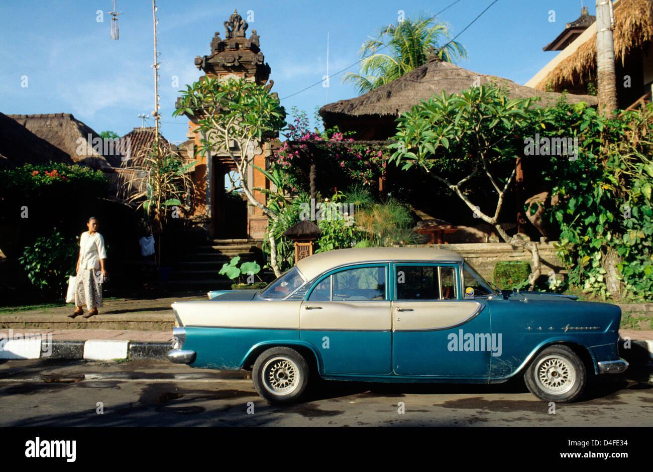 Ubud. Bali. Indonesia - Stock Image