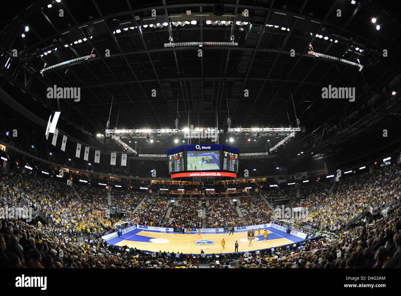 General view of the o2 arena stock photos general view of the o2 the picture shows the basketball bundesliga match alba berlin vs artland dragons at o2 arena publicscrutiny Choice Image
