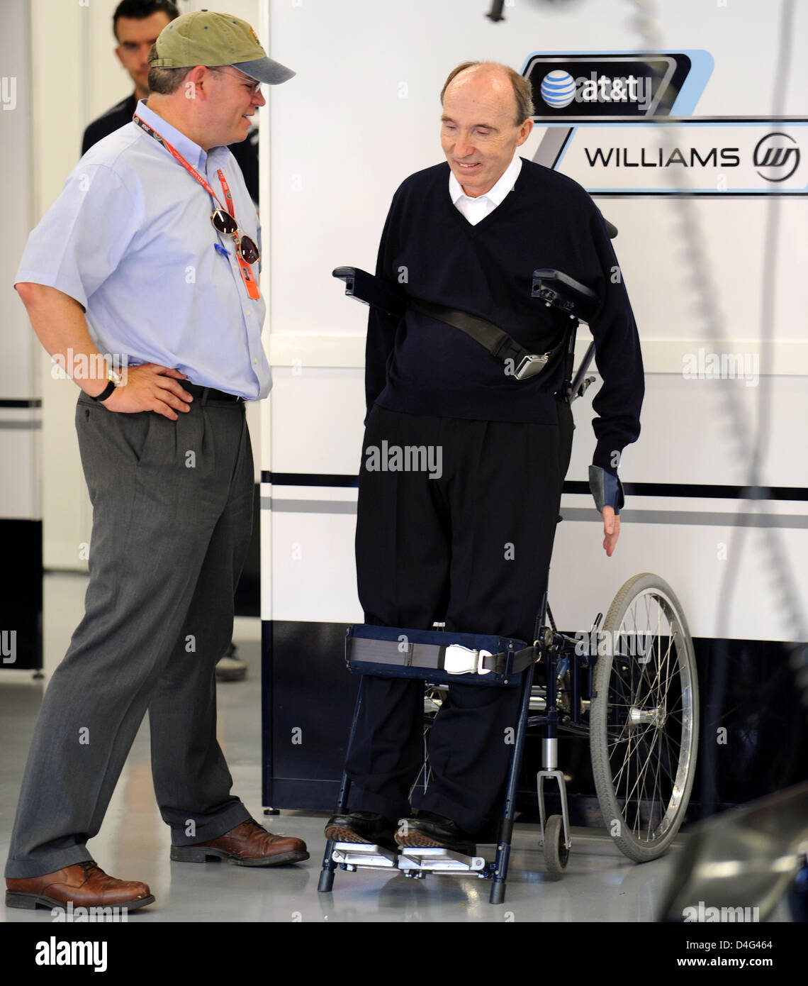 Williams  Car F