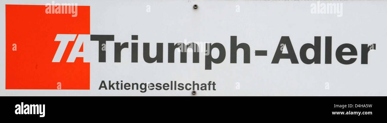 Logo Triumph Adler – Ma galerie d'images de moto