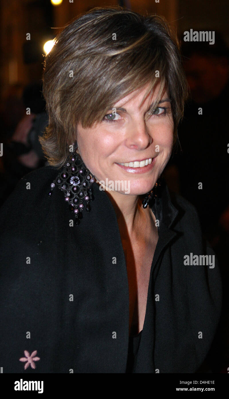 Dutch Princess Laurentien attends the bestowal ceremony of the ?Princess Margriet Award for Cultural Diversity? - Stock Image