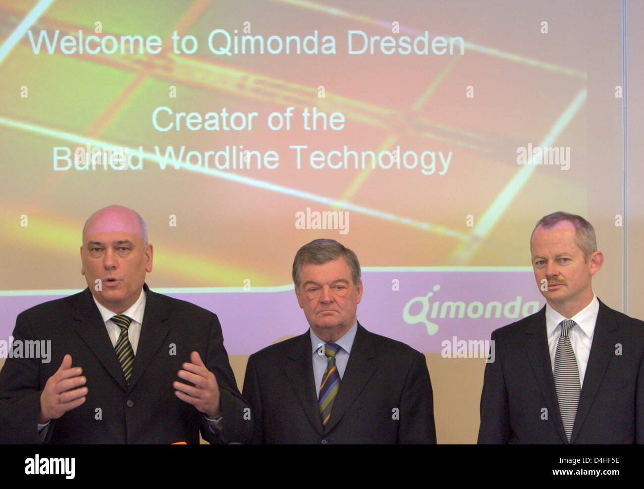 Saxonys Economy Minister Thomas Jurk L Chairman Of The Board Of