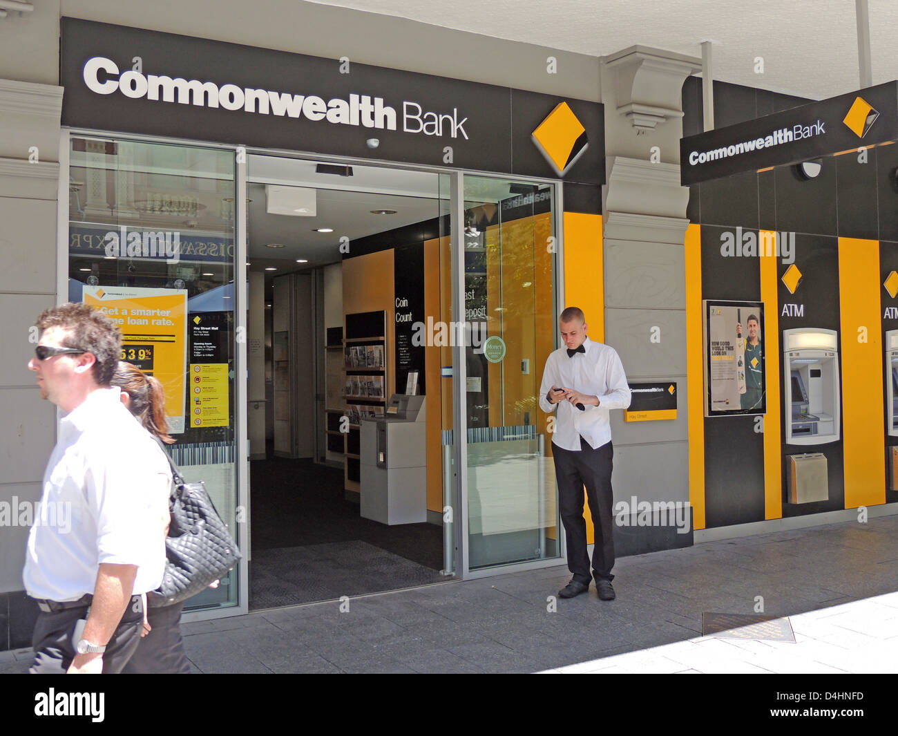 Enter an address, BSB,  You will find their location, services,  Find a Commonwealth bank branch, ATM