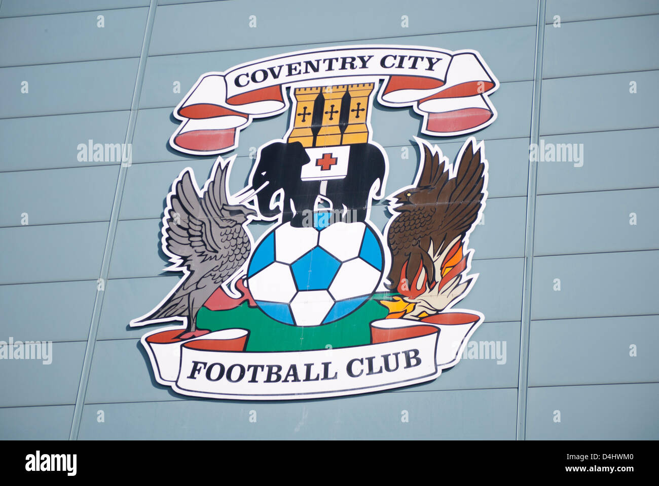Coventry, UK. 14th March 2013. 14/03/2013 Coventry England UK,Arena Coventry Ltd announce application to the high - Stock Image