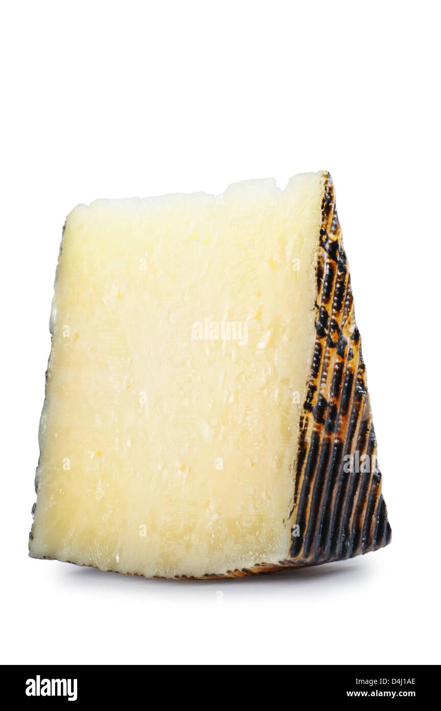 Manchego Cheese - John Gollop - Stock Image