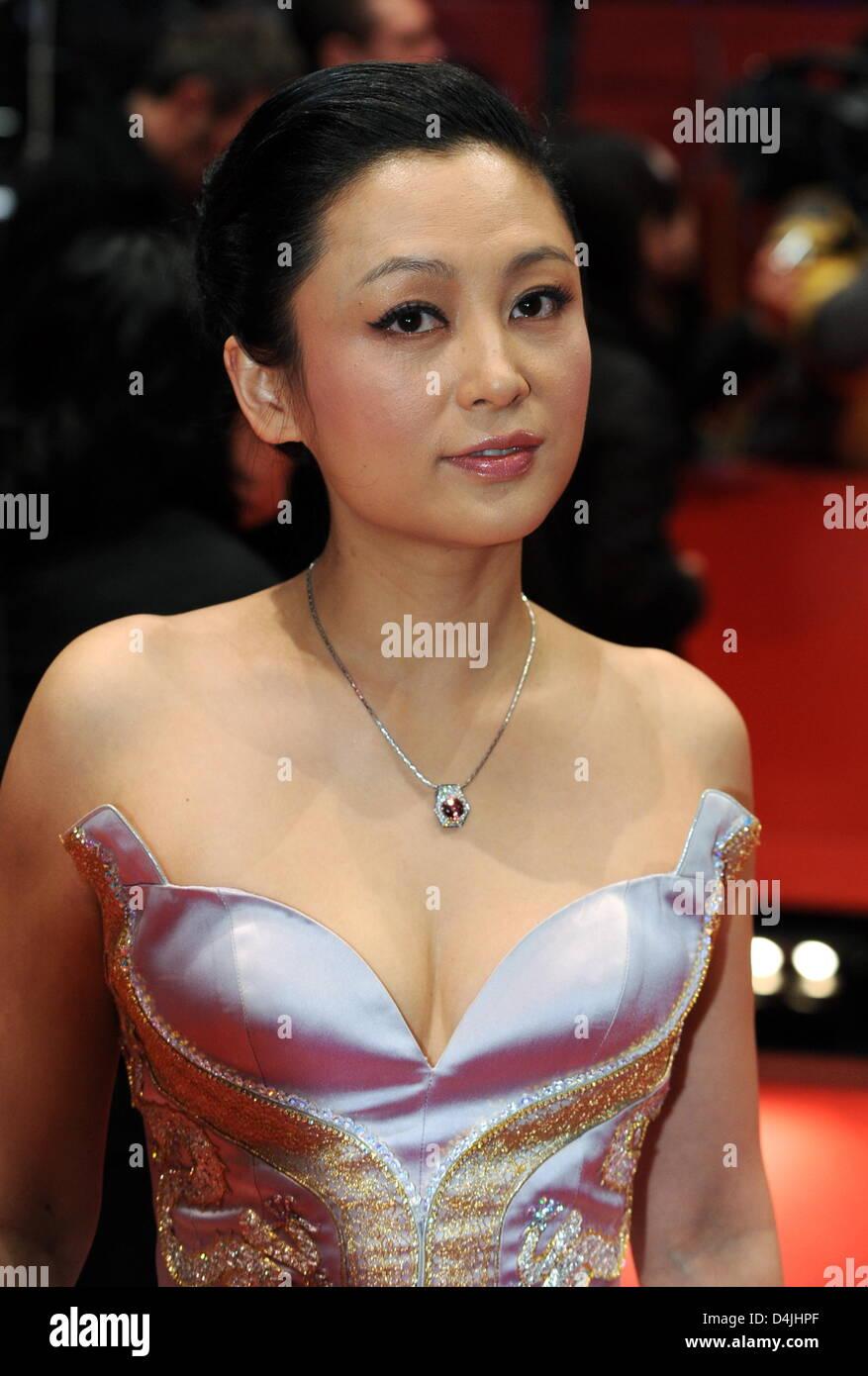 Chen Hong nude photos 2019