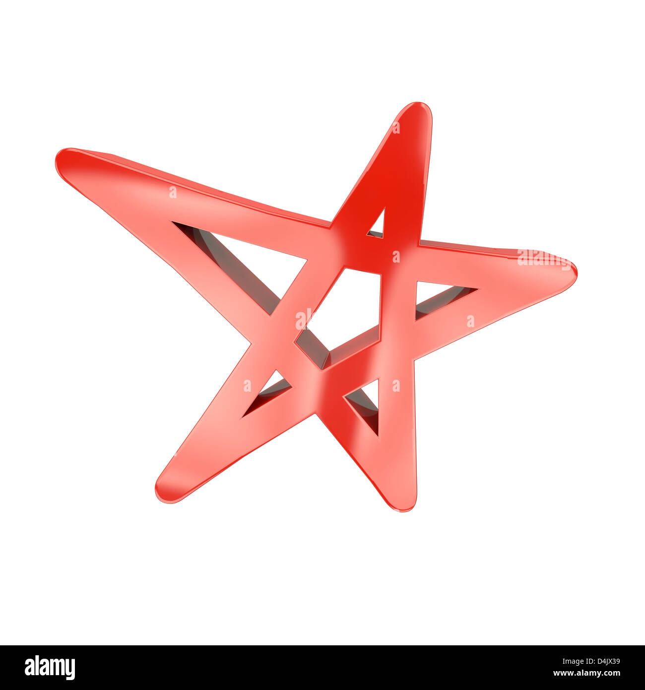 The Star Of David Symbol Of Judaism And The History Stock Photo