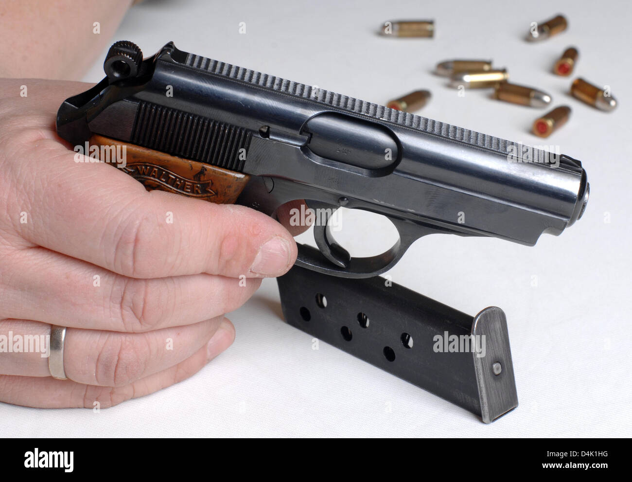 walther ppk pistol stock photos walther ppk pistol stock images rh alamy com Walther PPK James Bond Edition Walther PPK Archer