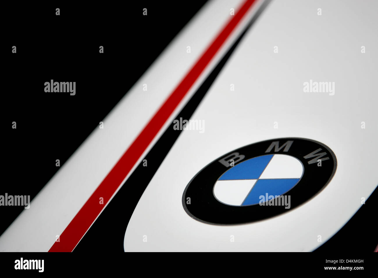 The Logo Of Bmw Sauber During The First Practice Session At Circuit