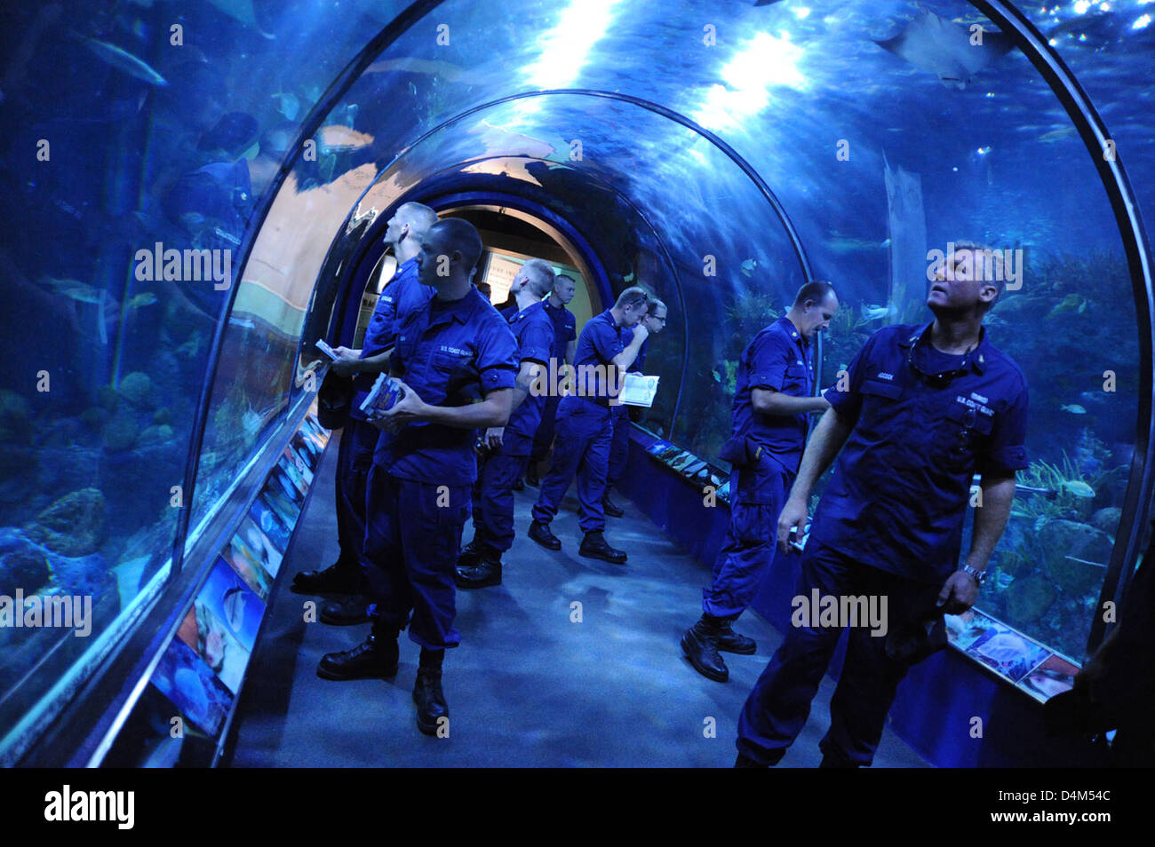 Gulf Regional Fisheries Training Stock Photo