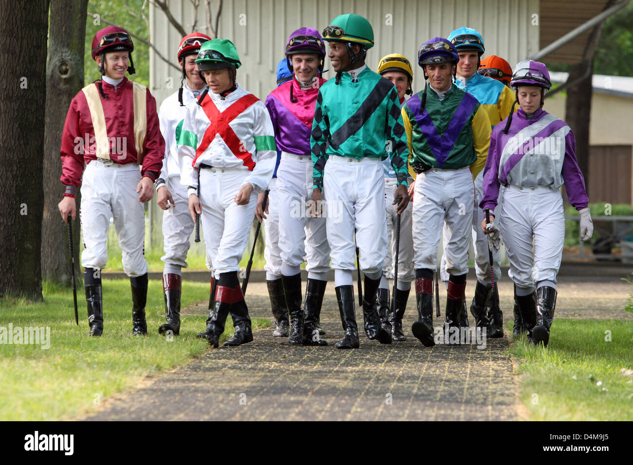 Jockeys In Deutschland