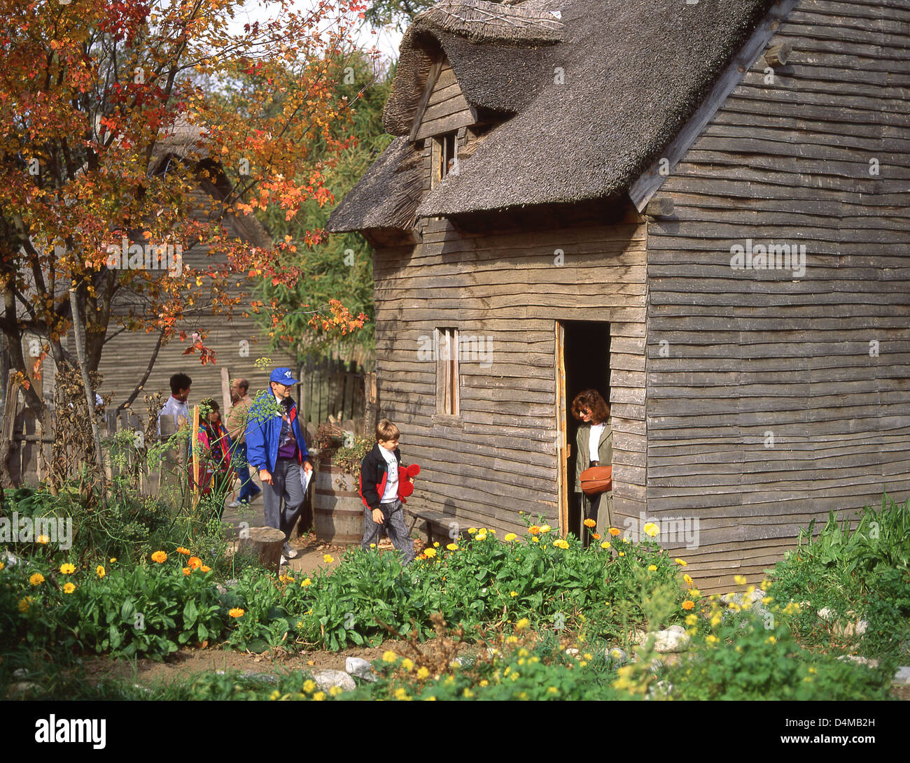 Plymouth Plantation Stock Photos & Plymouth Plantation Stock Images ...