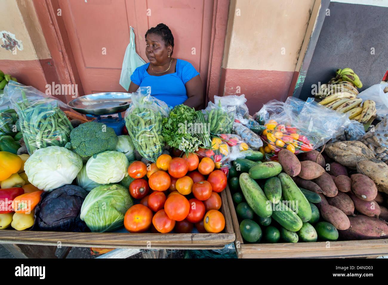 Virgin Islands Farming
