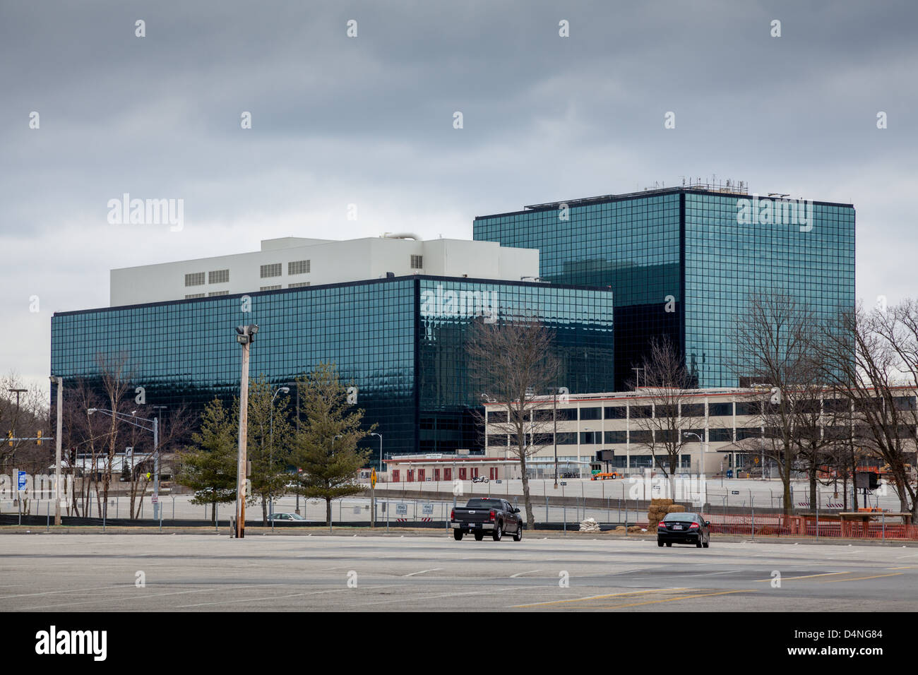 National Security Agency, Fort Meade, Maryland Stock Photo