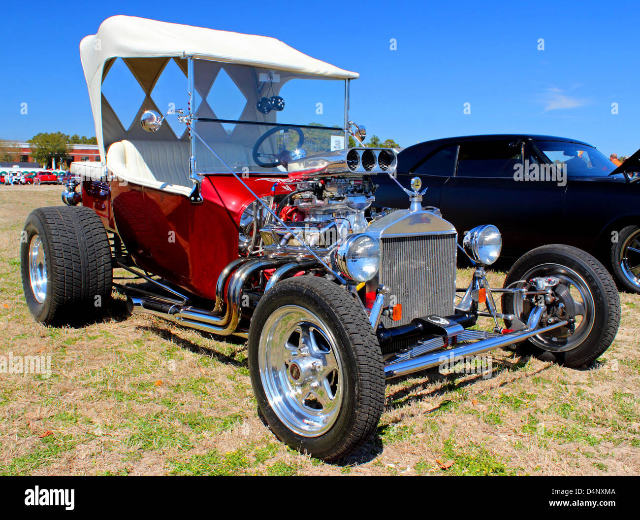 Vintage Hot Rod Stock Photos & Vintage Hot Rod Stock Images - Alamy