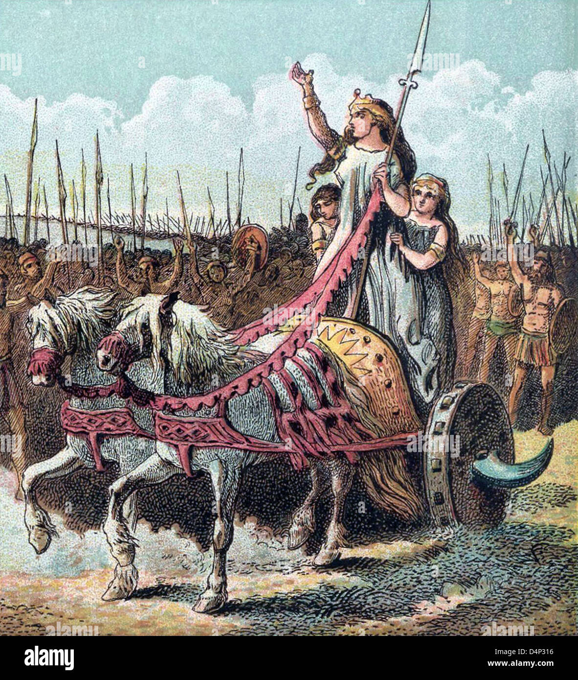 boudiccas revolt against the romans history essay Essay about boudicca's revolt against roman rule in britain boudicca was and still is in the eyes of many a national hero boudicca is an extremely important part of english and roman history as she led the only revolt that actually threatened the roman rule in britain.