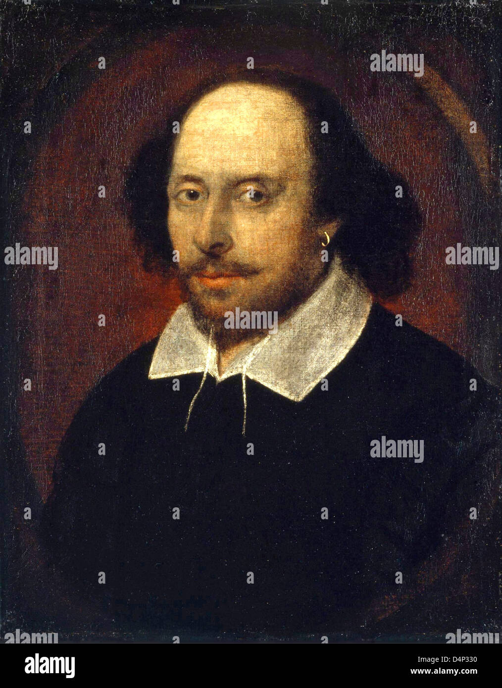 William Shakespeare - Stock Image