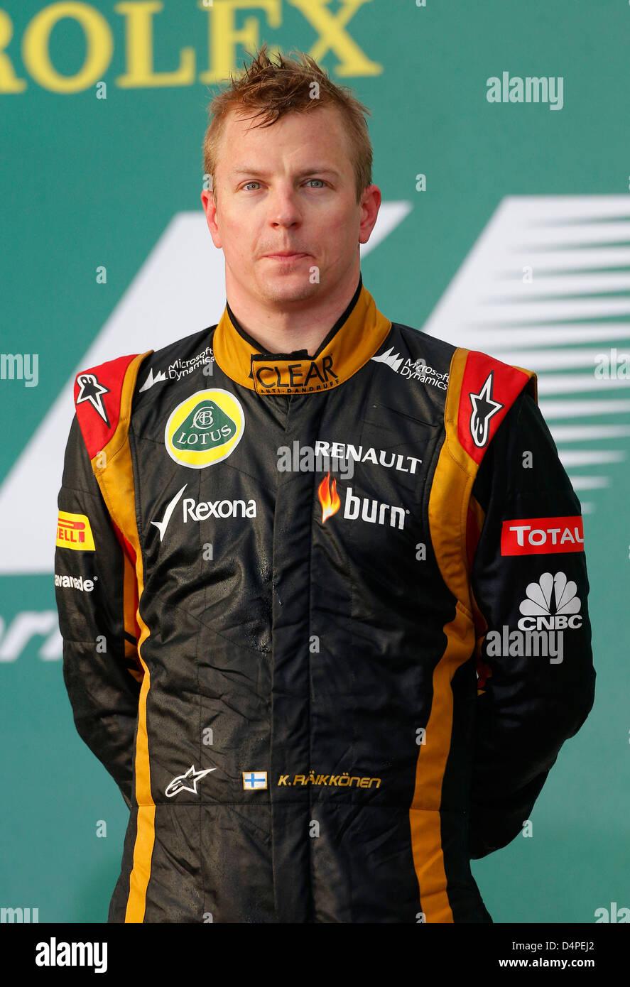 Kimi Räikkönen Stock Photos & Kimi Räikkönen Stock Images