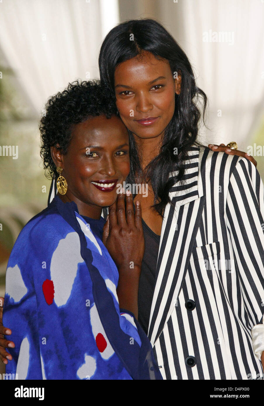 Waris Dirie Stock Photos Waris Dirie Stock Images Alamy