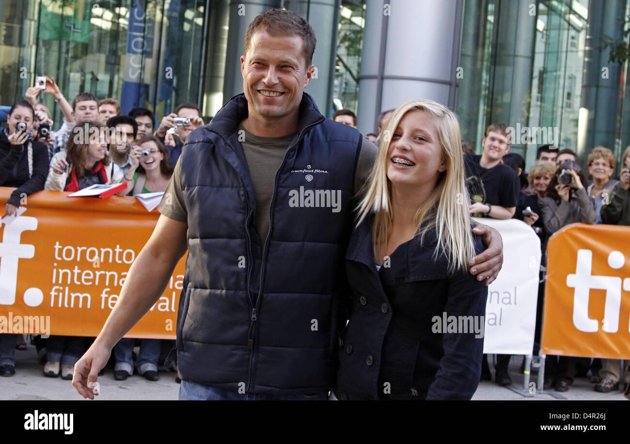 German Actor Til Schweiger Stock Photos German Actor Til