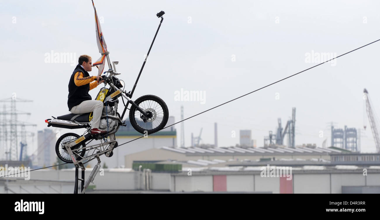 On The High Wire Stock Photos & On The High Wire Stock Images - Alamy