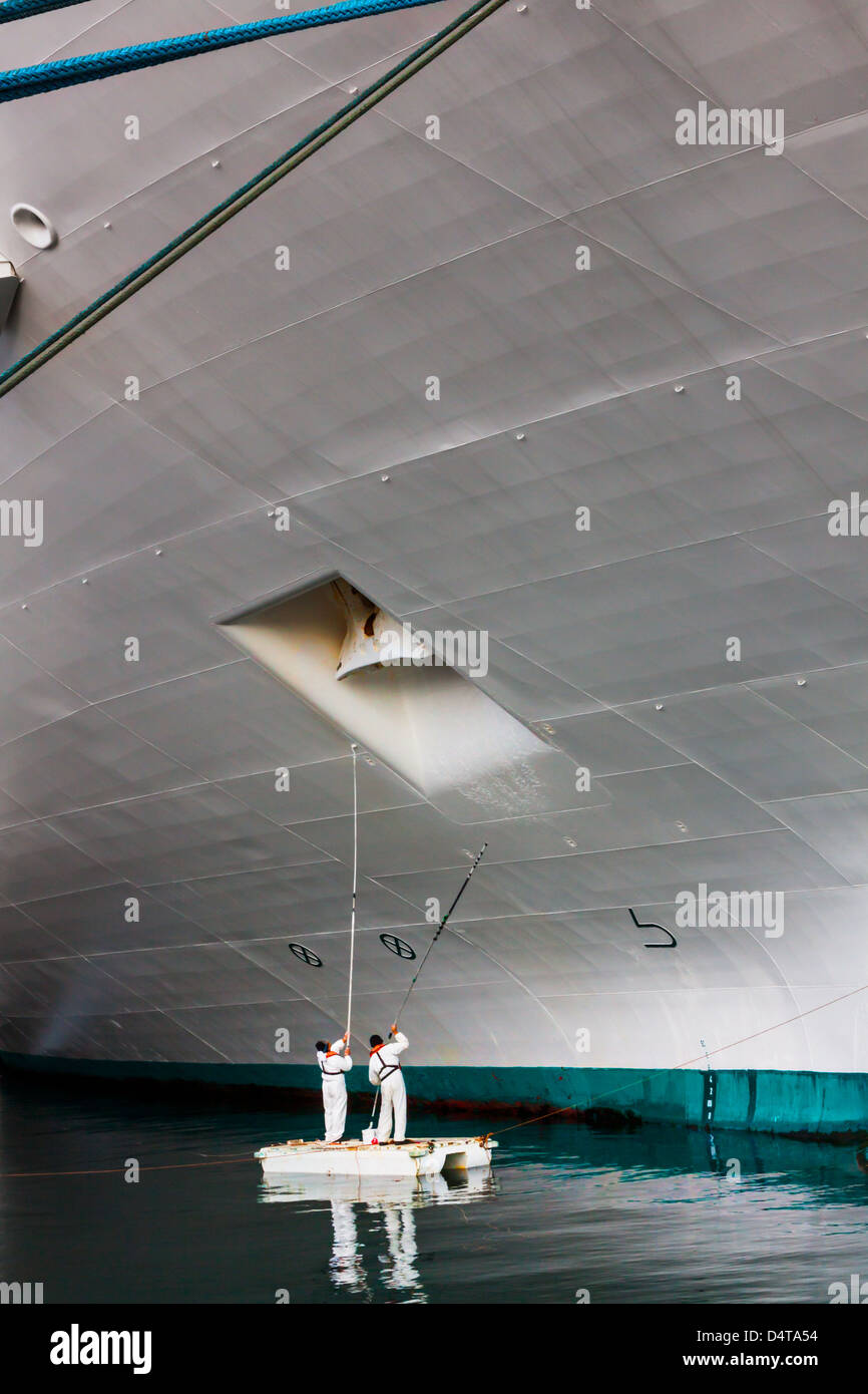 Ship Workers Stock Photos Amp Ship Workers Stock Images Alamy