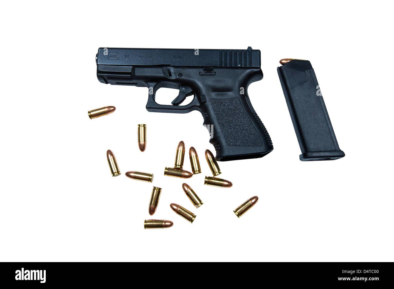 Glock Pistol Stock Photos Glock Pistol Stock Images Alamy