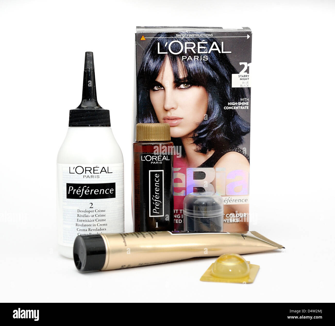 Beautiful Loreal Hair Color Instructions