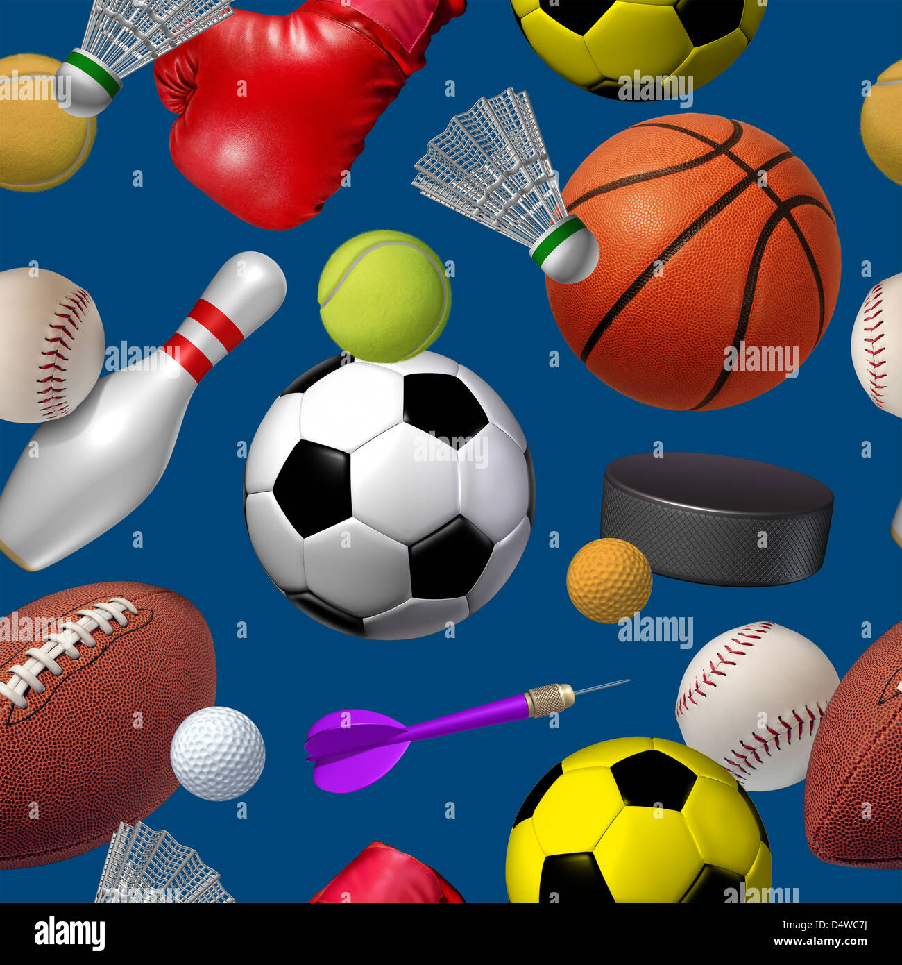 Wonderful Wallpaper Football Baseball - sports-seamless-pattern-with-a-dark-blue-background-as-a-repeat-repetition-D4WC7J  Best Photo Reference_727148 .jpg